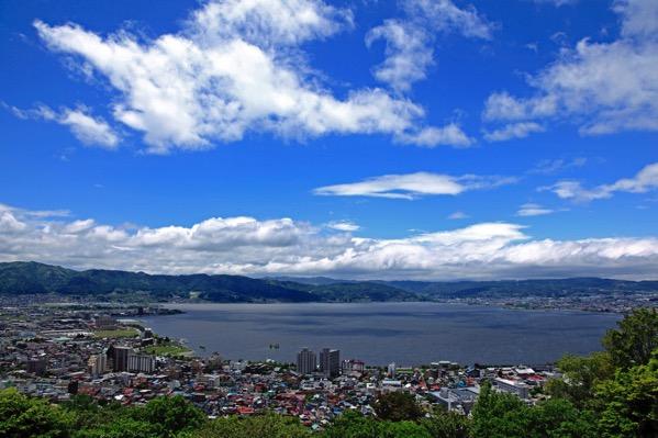 「君の名は 諏訪湖 画像」の画像検索結果